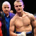 Zac Dunn scores third round ko to defend WBC title