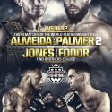 WSOF32: Almeida vs. Palmer II,  Jones vs. Fodor Set For July 30