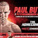 Butler in world title eliminator on June 4