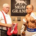 Robin Krasniqi vs. Arthur Abraham WBO super middleweight title eliminator