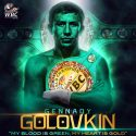 WBC reconoce a Gennady Golovkin como el campeón absoluto del mundo del peso medio