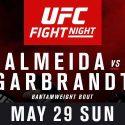 UFC Almeida vs. Garbrandt: Prelims Results Recap
