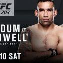 Former UFC Heavyweight Champion Werdum to face Rothwell at UFC® 203