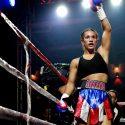 Amanda Serrano / Premios Univisión Deportes nominó a la campeona mundial para la categoría 'Atleta Femenina del Año'