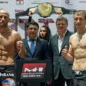 M-1 Challenge 67 weights: Alexander 'Iron Capture' Butenko vs. Artiom Damkovsky