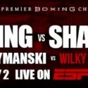 Jamel Herring Faces Former Title Challenger Denis Shafikov On PBC on ESPN