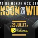 Stevenson defenderá su corona WBC el 29 de Julio