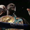 Deontay Wilder demanda a boxeador por $5 millones