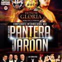 """Por el honor y gloria, Jardón y """"Pantera"""" en la coliseo"""
