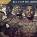 WFC 54 Boxing To Feature Justin Thomas, Eric Walker And WFC Debut Of Devin Haney