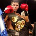"""Byron """"El Gallito"""" Rojas pierde su título mundial de las 105 libras"""