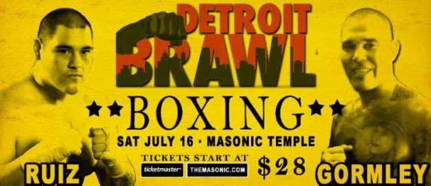 'Detroit Brawl' Pro Boxing Series Continues to Grow