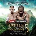 Solid main card set for this Saturday's M-1 Challenge 69 in Ingushetia, Russia