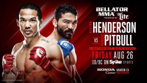 Two Featherweight Thrillers Added to 'Bellator 160: Henderson vs. Pitbull' at Honda Center on Aug. 26