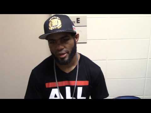 "Welterweight Felix Diaz: ""I knew I beat Vasquez, Now I'm ready for Thurman, Porter or Garcia"""