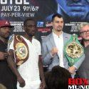 Boxeo Mundial para hoy sábado 23 de julio de 2016