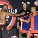 Official Bellator 159 Weigh-in: Darrion Caldwell (136) vs. Joe Taimanglo (138)