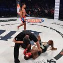 Joe Taimanglo upsets Darrion Caldwell via guillotine during main event of 'Bellator 159'