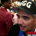 Video: ABEL SANCHEZ: I'D RATHER SEE DANNY GARCIA AND TERRENCE CRAWFORD