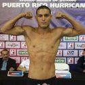 Jancarlos Rivera / Viequense dará el 'salto' al boxeo profesional