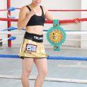 Zulina desea boxear en Las Vegas