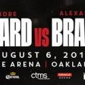 Non-Televised Undercard Announced for Andre Ward vs. Alexander Brand