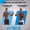 Colombia / Este viernes boxeo en Cartagena