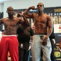 Esta noche… Adonis Stevenson – 173.6 lbs vs. Thomas Williams Jr. – 174.6 lbs