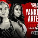 Anastasia Yankova Set for U.S. Fighting Debut During Main Card of 'Bellator 161'