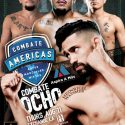 """Sexy Mexy,"" Danny Martinez Step In For Combate Americas on UFC Fight Pass"
