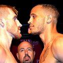 Weights from Pechanga Resort & Casino — Brant vs. Fitzpatrick