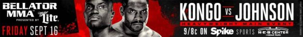 Three New Bouts Highlight 'Bellator 161' Preliminary Card