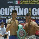 Rojas vs. Sanmartín hoy sábado en México