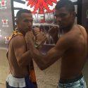 Boxeadores de 'Puños por la Paz' batallarán hoy sábado en Colombia