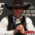 Video: Donald 'Cowboy' Cerrone on Diaz-McGregor 2: Now I gotta listen to this $%^ talk again