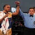 Errol Spence Jr. Scores Sensational Sixth-Round Knockout of Italian Contender Leonard Bundu in Main Event of PBC