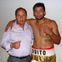 """""""Lobito"""" Montelongo, agradecido por el apoyo de su amigo Enrique"""