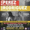 Weights from Bayonne, New Jersey