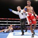 Miguel Marriaga le ganó por KO al estadounidense Gary Rubb y se perfila a una nueva pelea mundialista