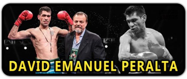 Former Fighting Cab Driver David Emanuel Peralta Moving to Miami to Train with Herman Caicedo