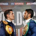Anthony Crolla – Jorge Linares Lightweight championship bout to be televised LIVE on AWE