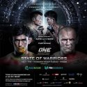 ONE: State Of Warriors Set For 7 October In Yangon