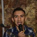 Felipe Orucuta tiene en la mira a 'Chocolatito' González