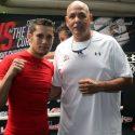 Carlos Cuadras vs. David Carmona se añade a Golovkin vs. Jacobs