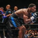 Daniel Jacobs Retains Middleweight World Title by Dominant Seventh Round TKO Victory Over Former World Champion Sergio Mora