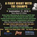 El Salón de la Fama del Boxeo en Nevada celebrará actividad para recaudar fondos
