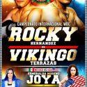 'Rocky' Hernández vs. 'Vikingo' Terrazas / Guerra entre mexicanos