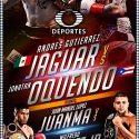 'Jaguar' Gutiérrez vs. 'Polvo' Oquendo / Guerra entre México y Puerto Rico