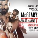 Liam McGeary to Defend LHW Championship Against Phil Davis Nov. 4 in CT