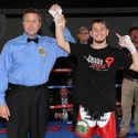 Ruben Villa stops Mora in one for second straight first round stoppage